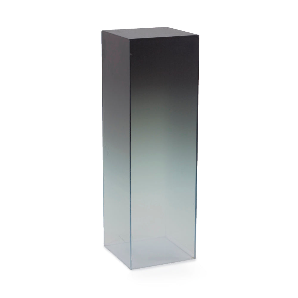 Medium Grey Gradient Pedestal