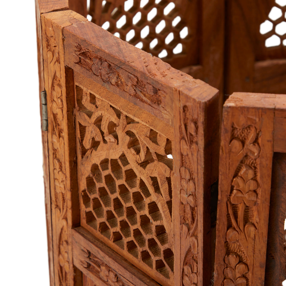 Miniature Wooden Screen