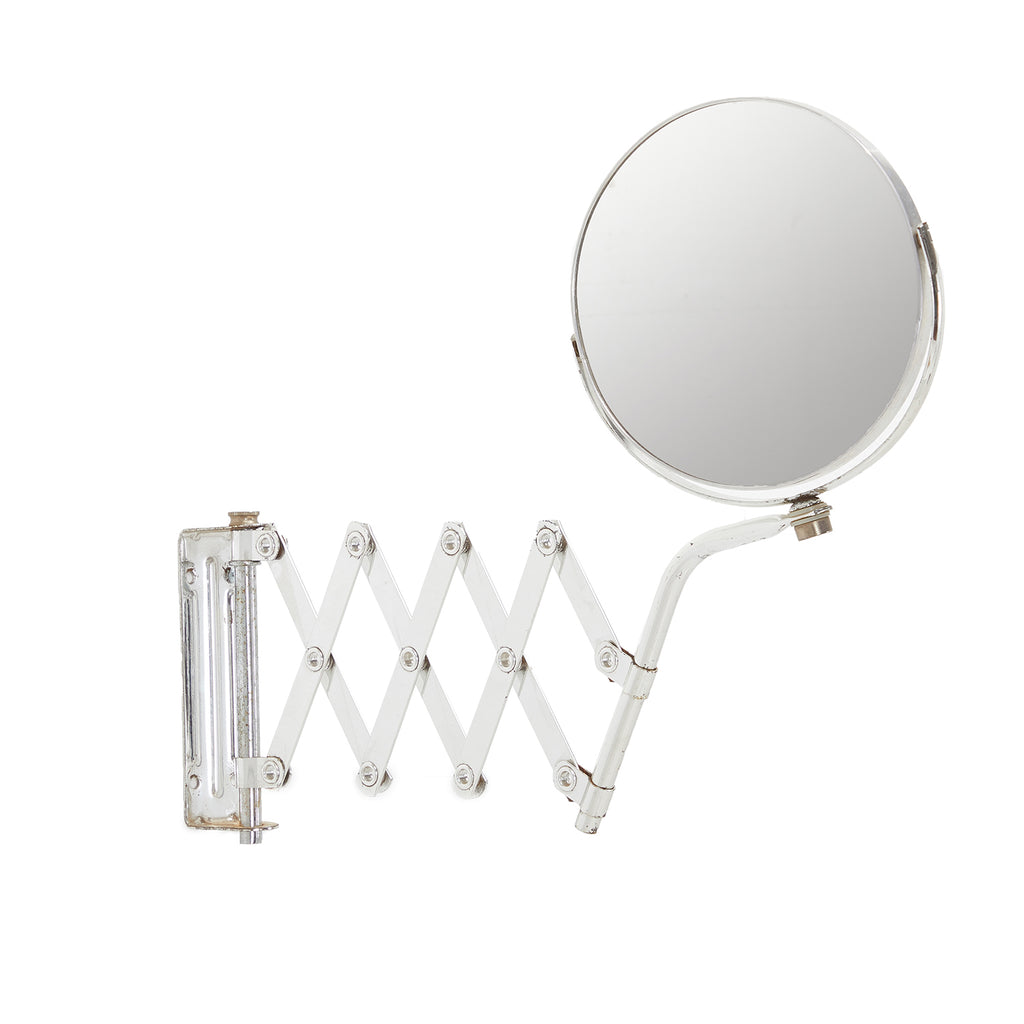 Accordion Vanity Wall Mirror
