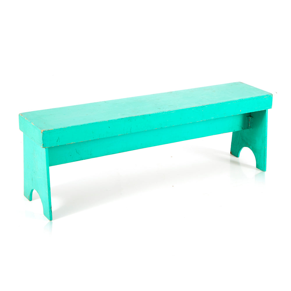 Multi-Color Children's Wood Benches