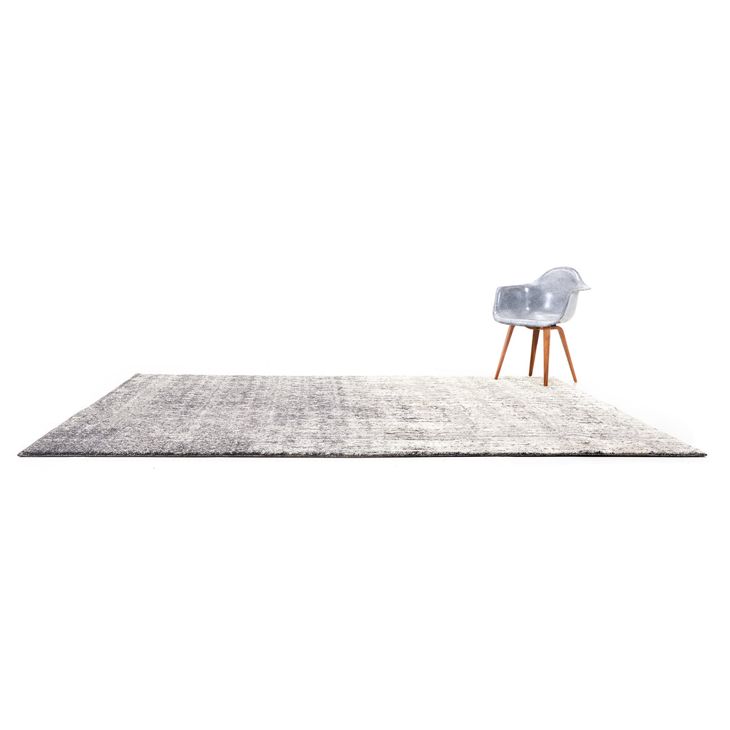 Grey and Tan Gradient Rug