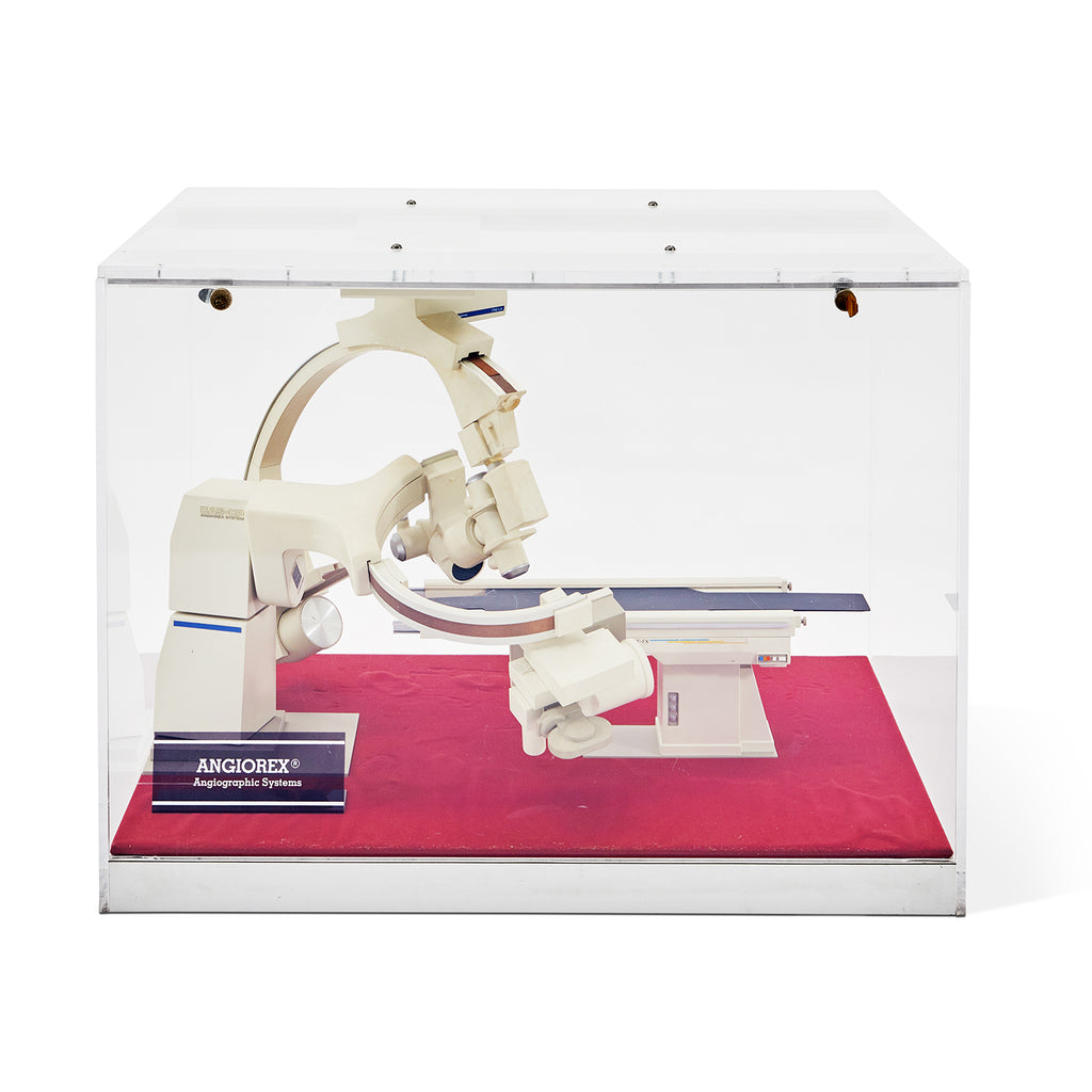 Angiorex X-Ray Machine Model