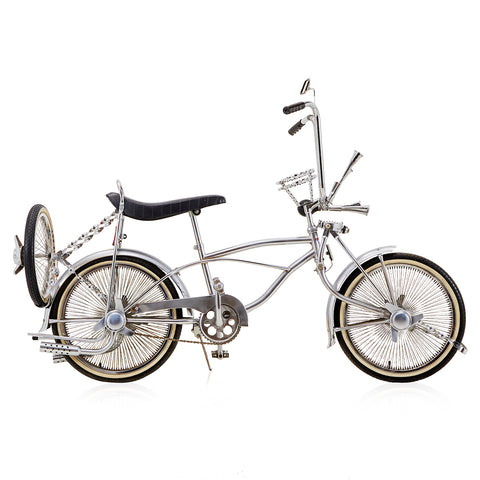 Chrome Lowrider III Bike