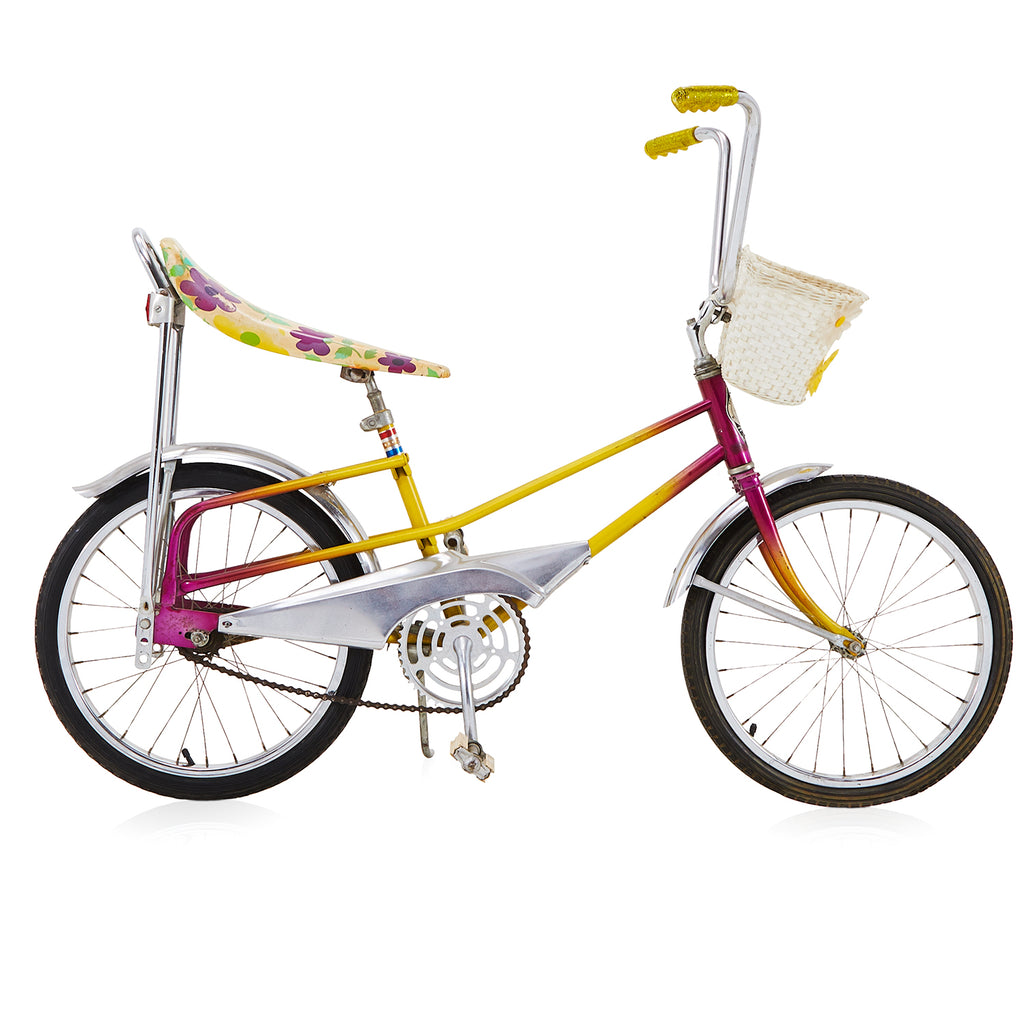 Purple & Yellow Murray Eliminator Lowrider Bike