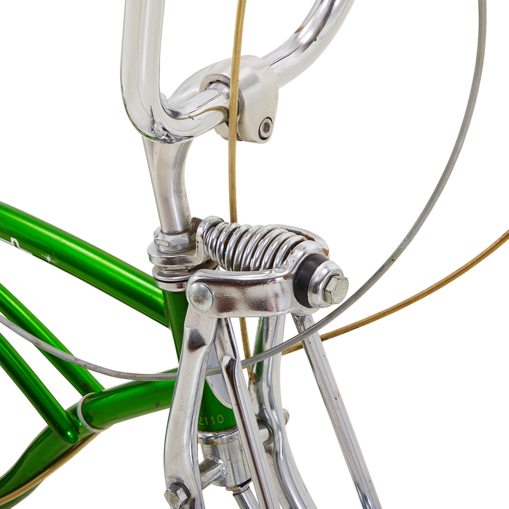 "Green Schwinn Sting-Ray ""Pea Picker"" Bike"