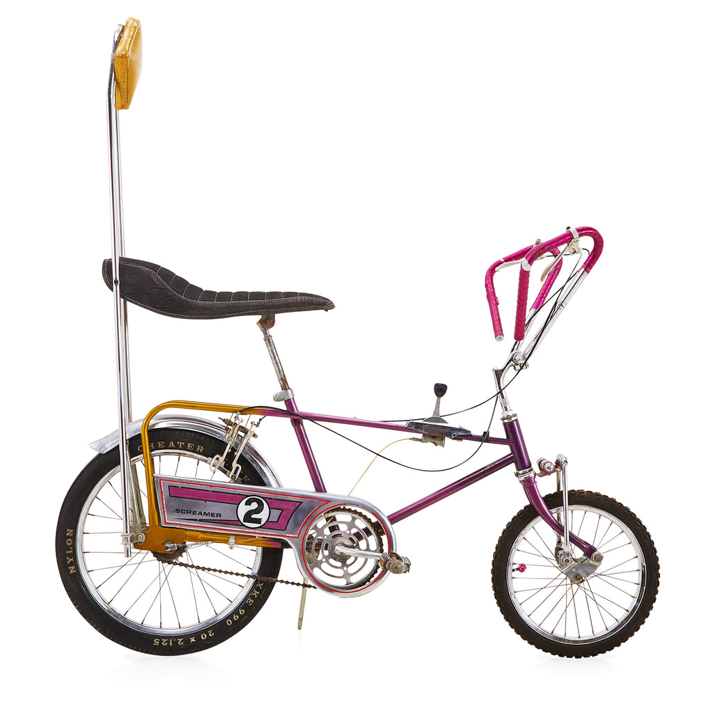 Screamer 2 Bicycle - Purple & Gold