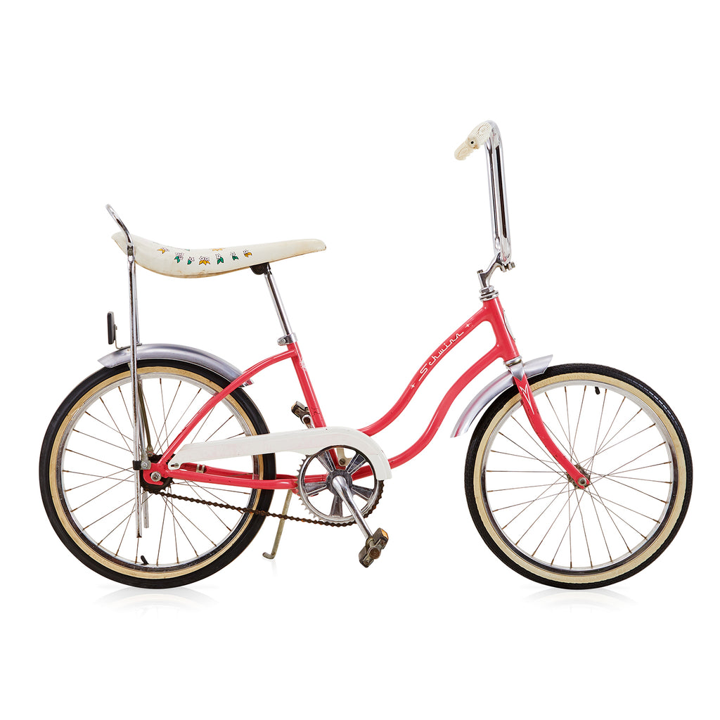 "Pink Schwinn ""Fair Lady"" Bike"