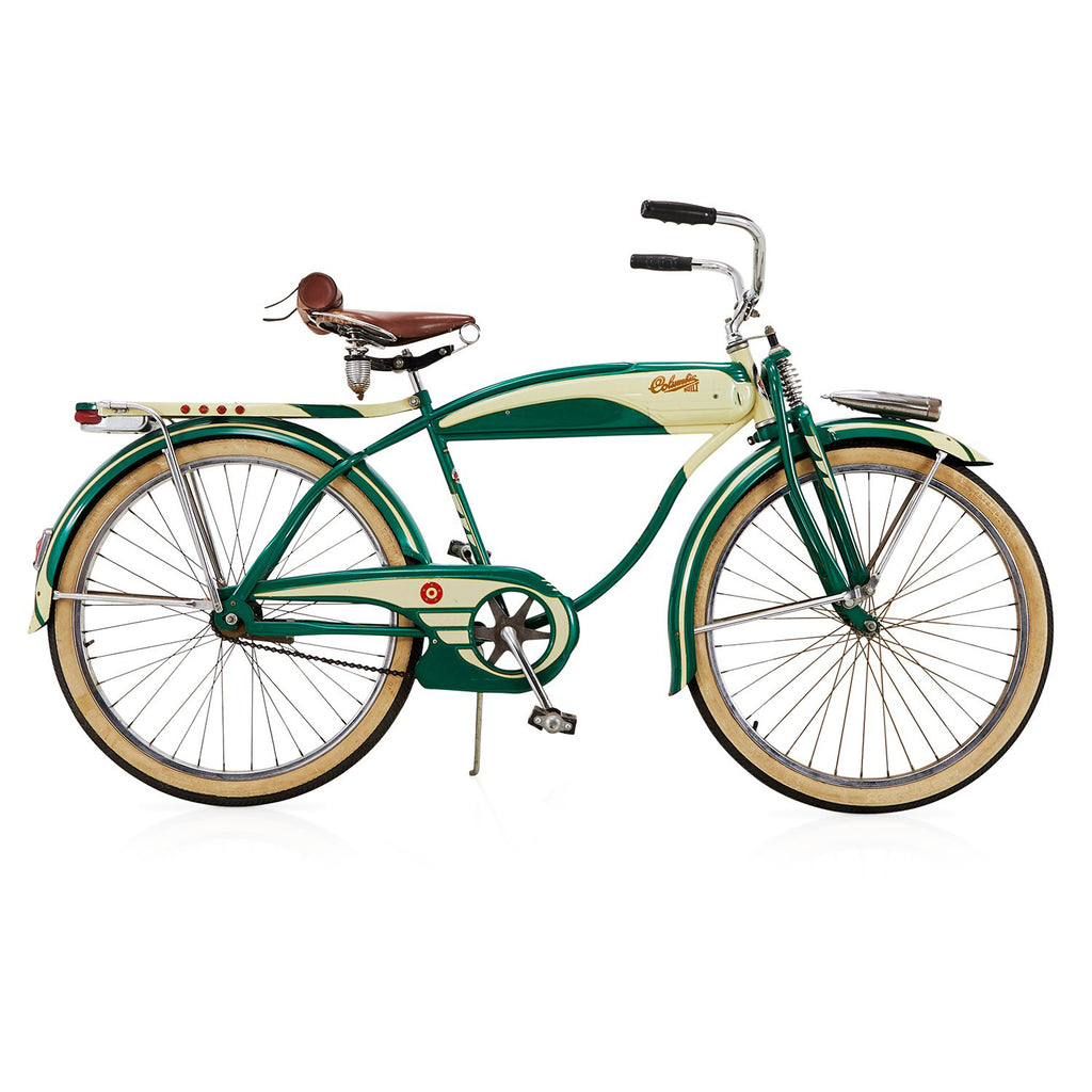 Columbia Built Bicycle - Green