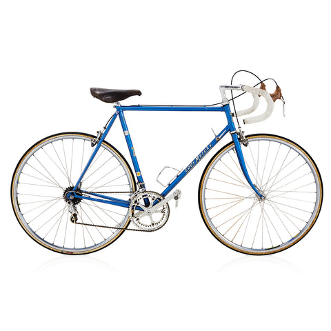 Eddy Merckx Blue Bike