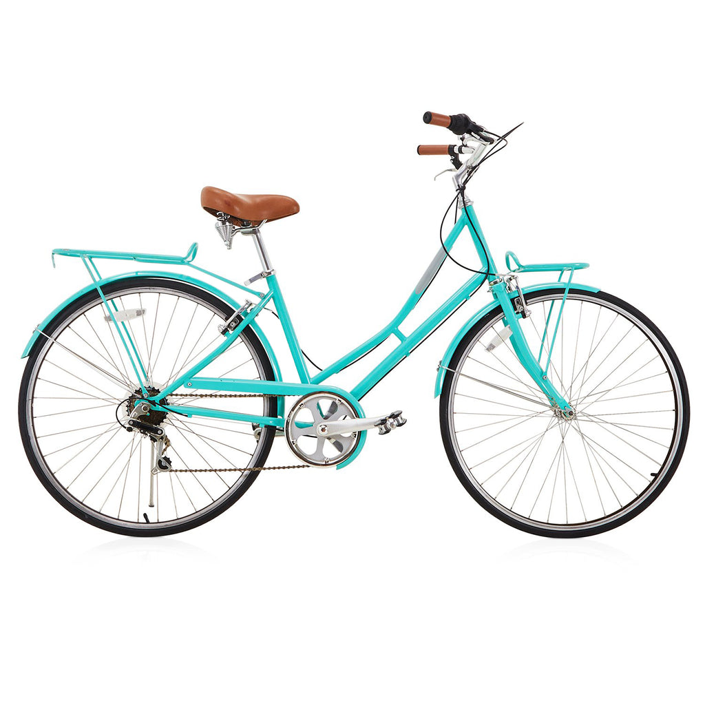Aqua Blue Biria Bicycle