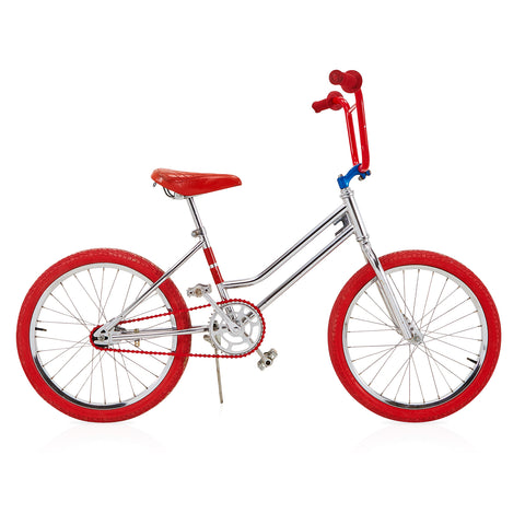 Barrage Red Bicycle
