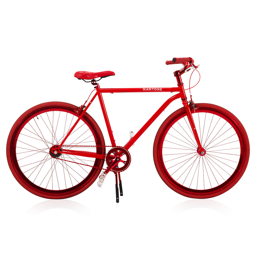 Red Martone Bicycle