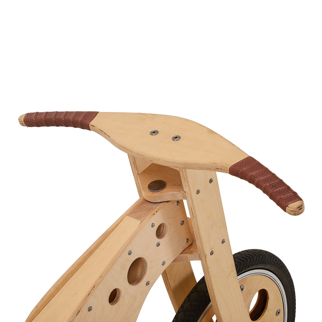 Handmade Wooden Bicycle