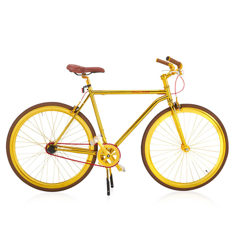 Gold Martone Bicycle