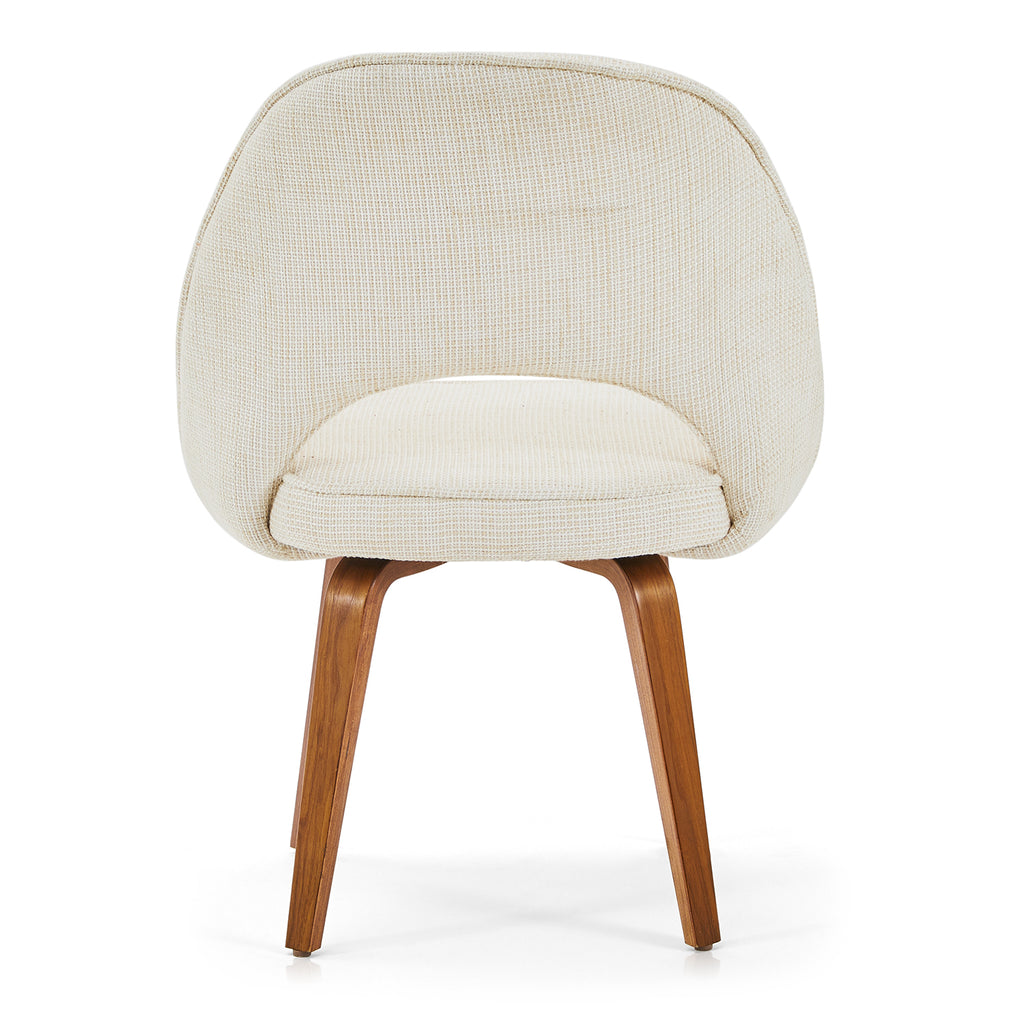 Saarinen Style Executive Chair - White