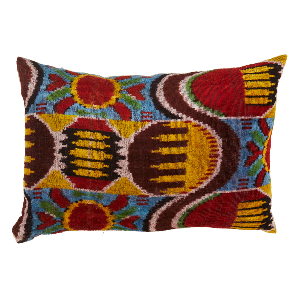 Bohemian Pattern Stitch Pillow