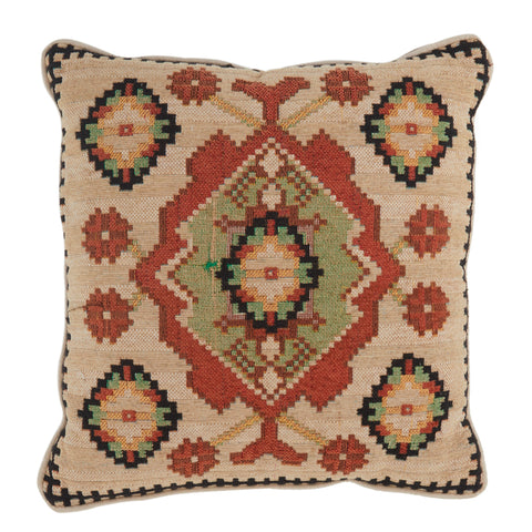 Multicolor Turkish Pattern Pillow
