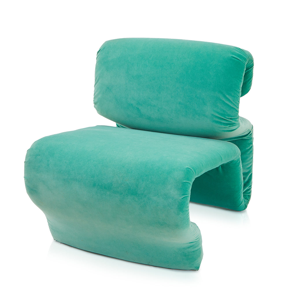 Mint Ribbon Chair