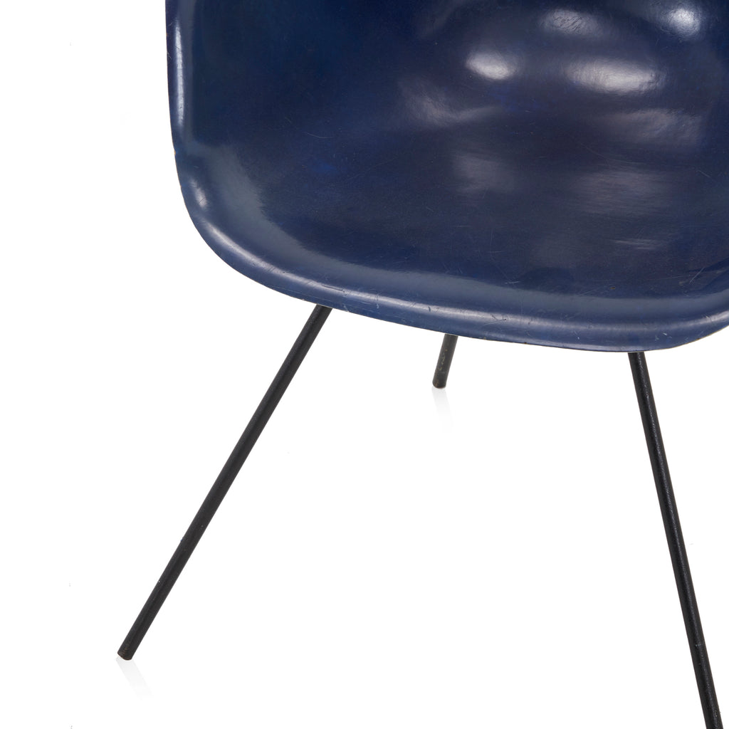 Arm Shell Chair - Kid's Blue