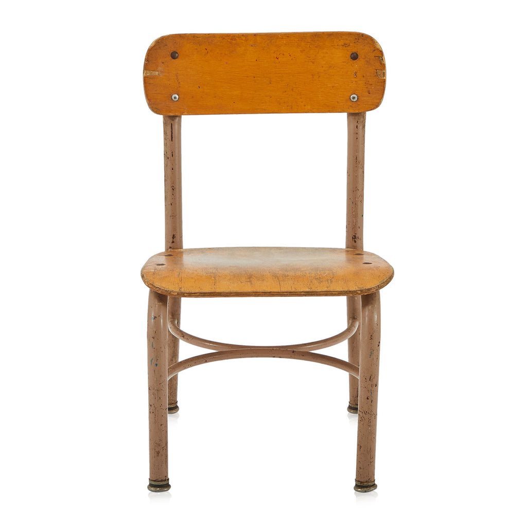 Wood Classroom Chair