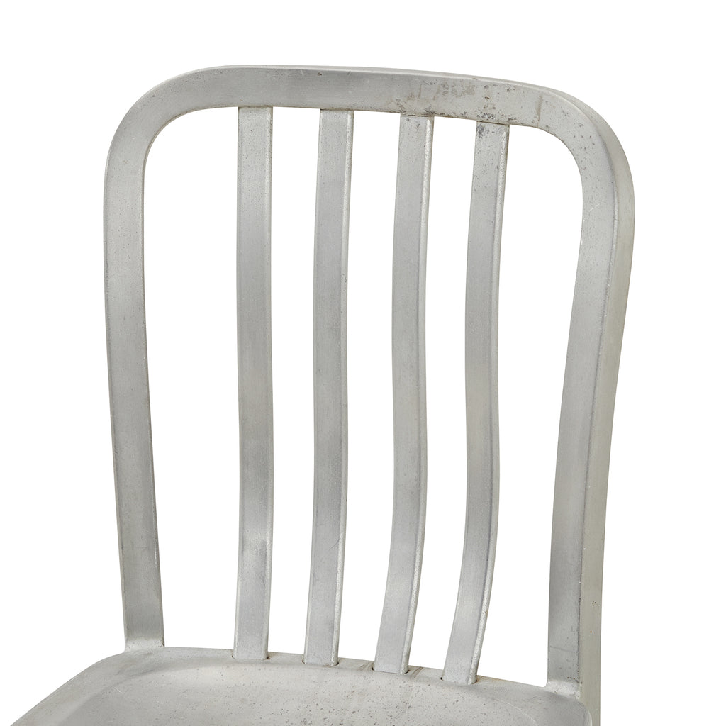 Aluminum Navy Chair