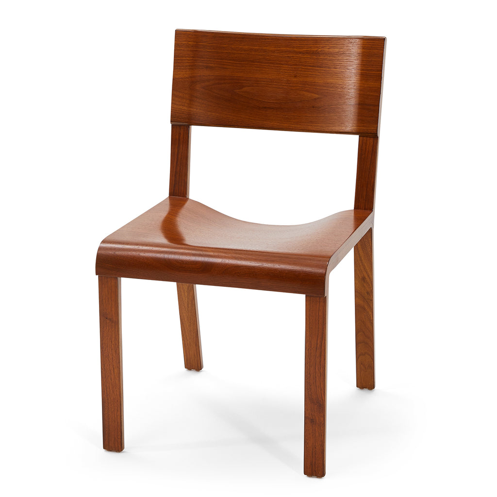Walnut Alpine Chair