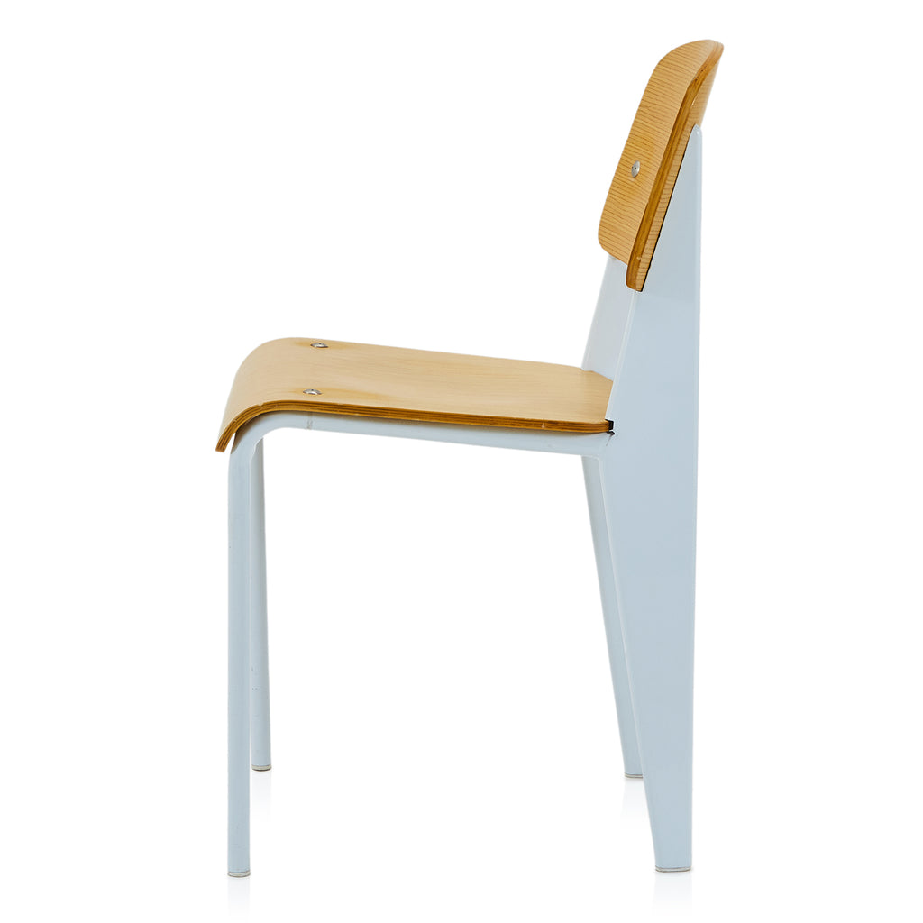 Prouve Chair - Pale Blue