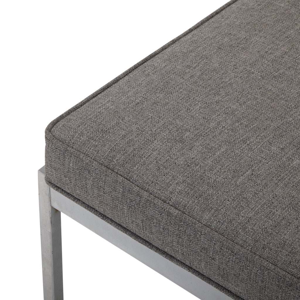 Ash Grey Four Seater Bench