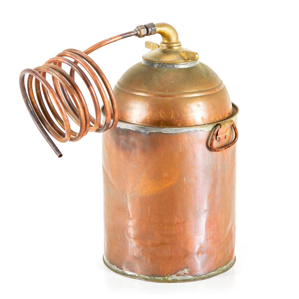 Copper Scientific Tool / Canister