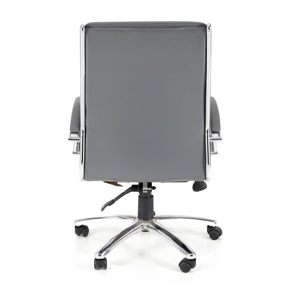 Modern Grey Office Chair