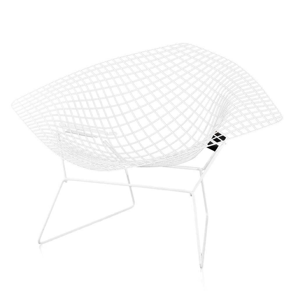 Bertoia Diamond Chair - White #2