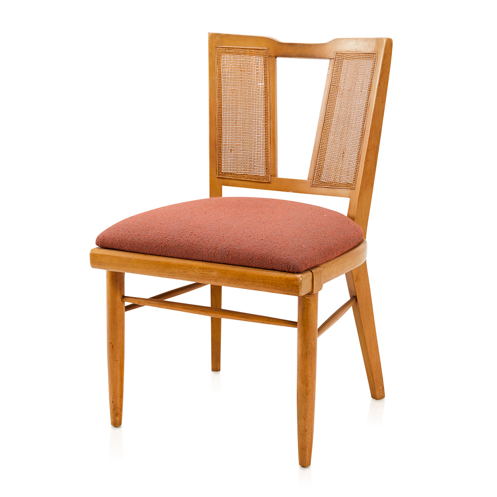 Danish Blonde Wood Dining Chair