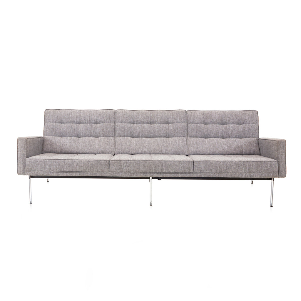 Ash Grey Split Rail Couch