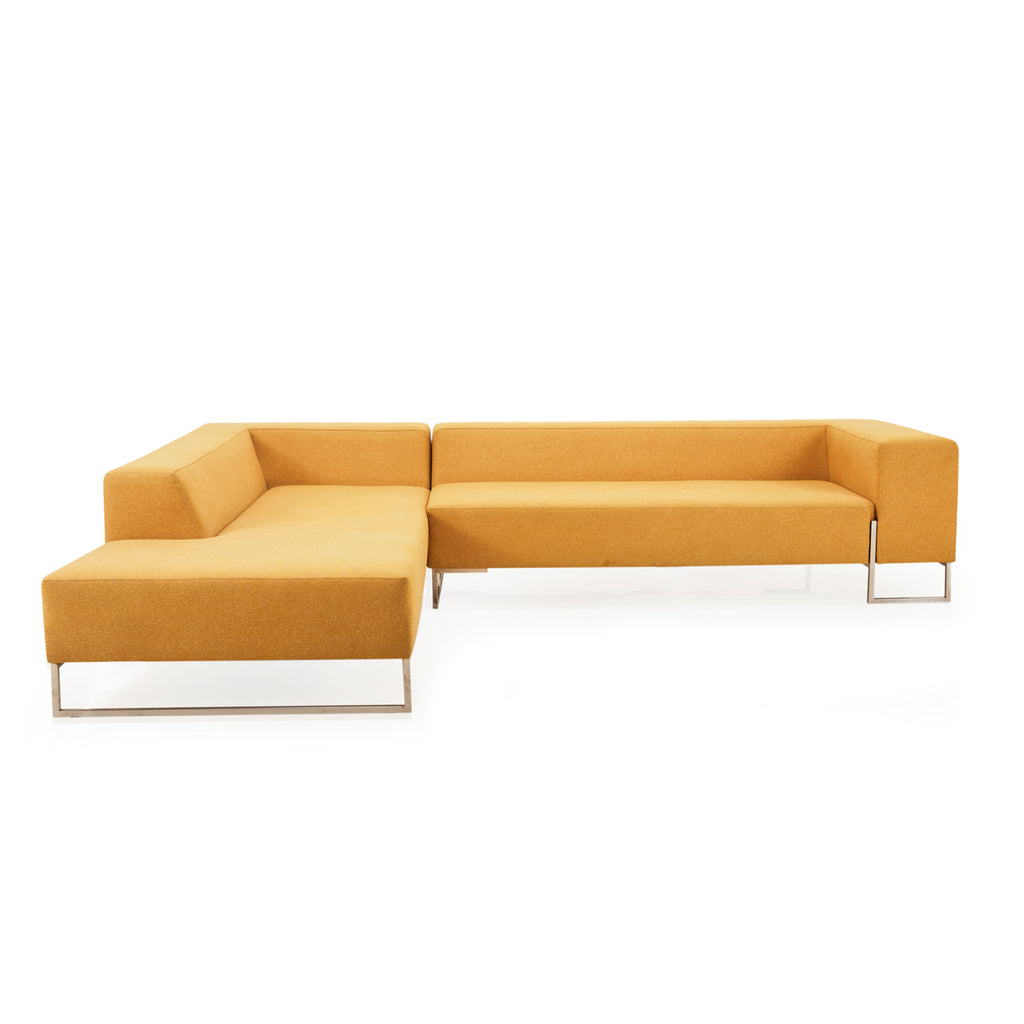 Camel L-Shaped Sectional