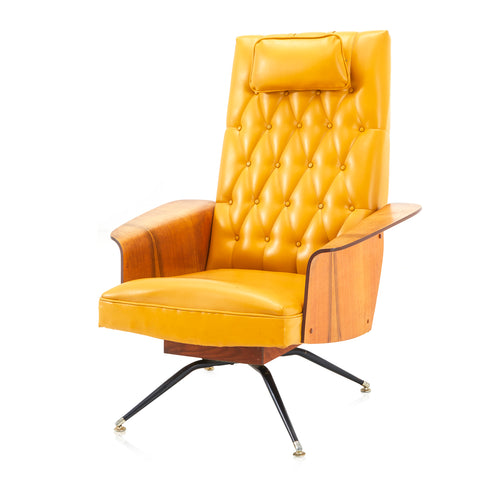 Executive Mustard Chair