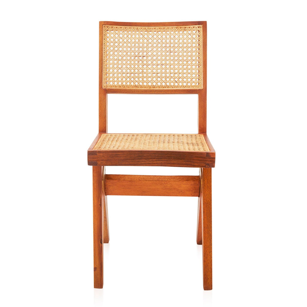 Jeanneret Wood Dining Side Chair