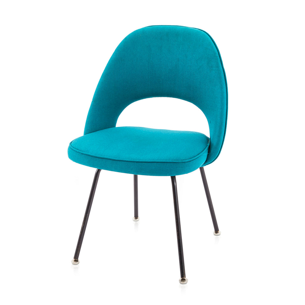 Saarinen Style Executive Chair - Teal