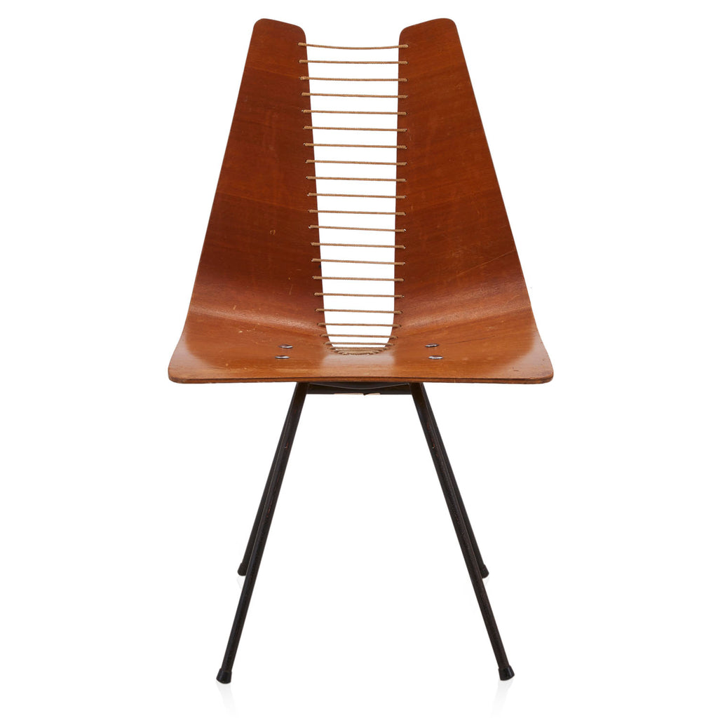Bentwood Side Chair with String Back