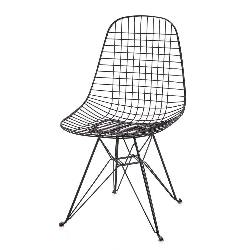 Black Wire Side Chair