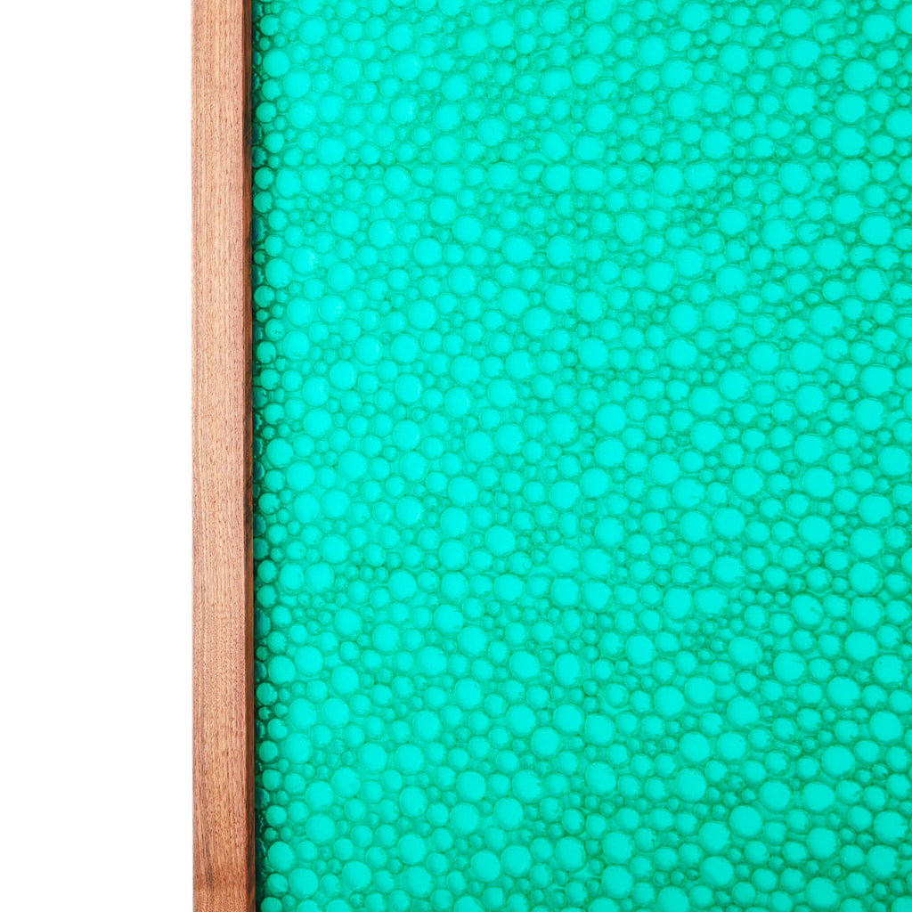 Green Bubble Room Divider
