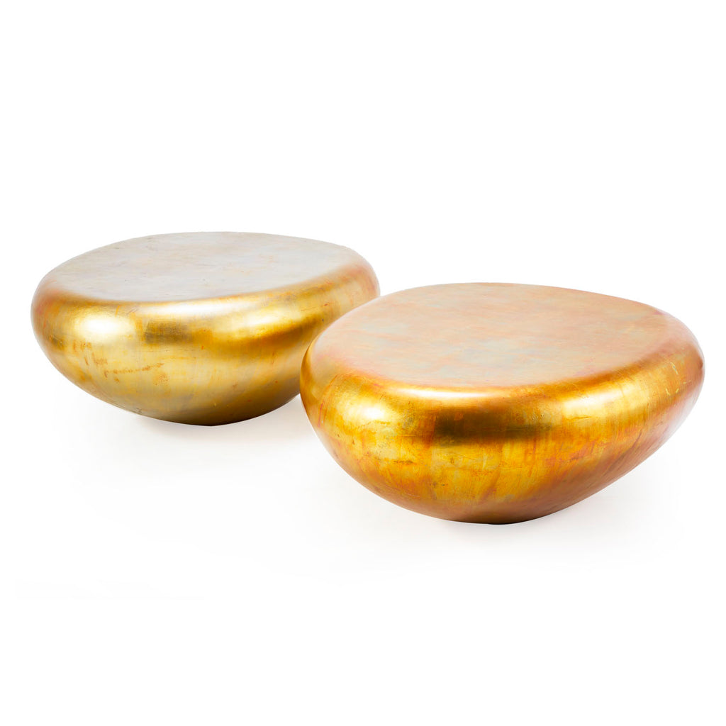 Gold Bean Coffee Table