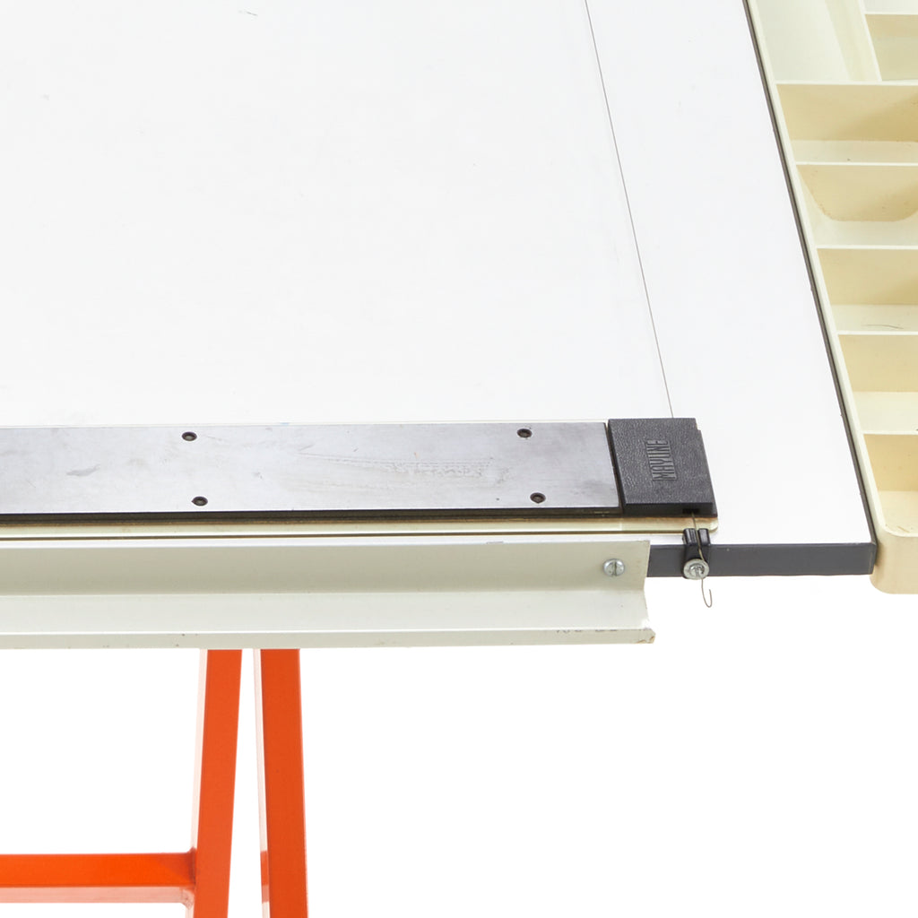 White Drafting Table