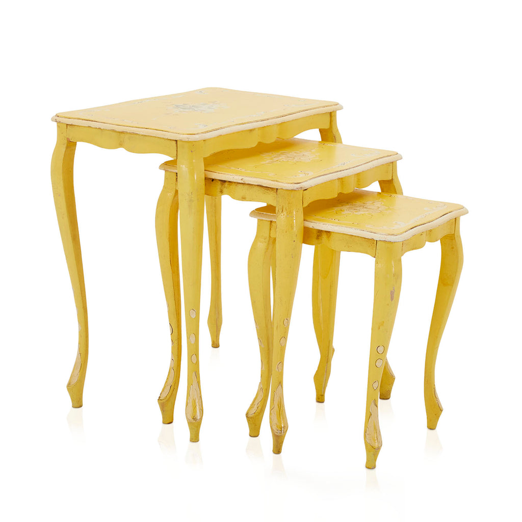 Nesting French Side Tables