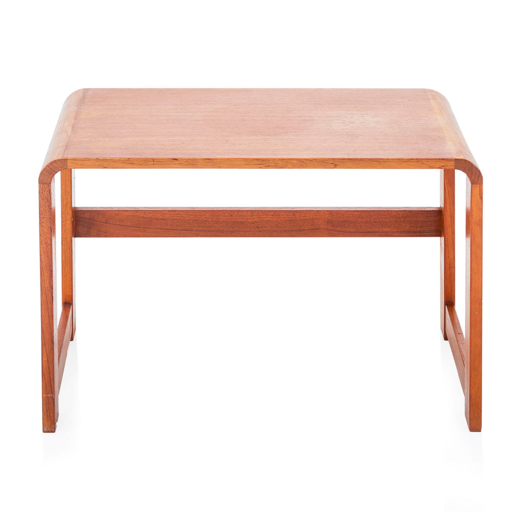 Nesting Wooden Side Tables