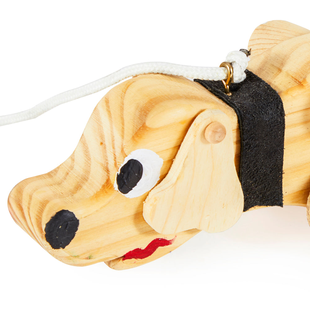 Wooden Animal Toy Set