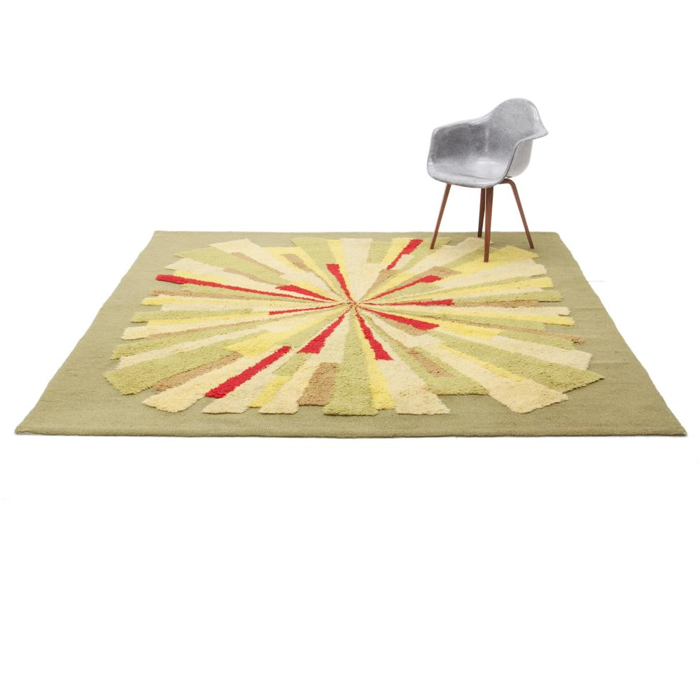 Citrus Burst Area Rug