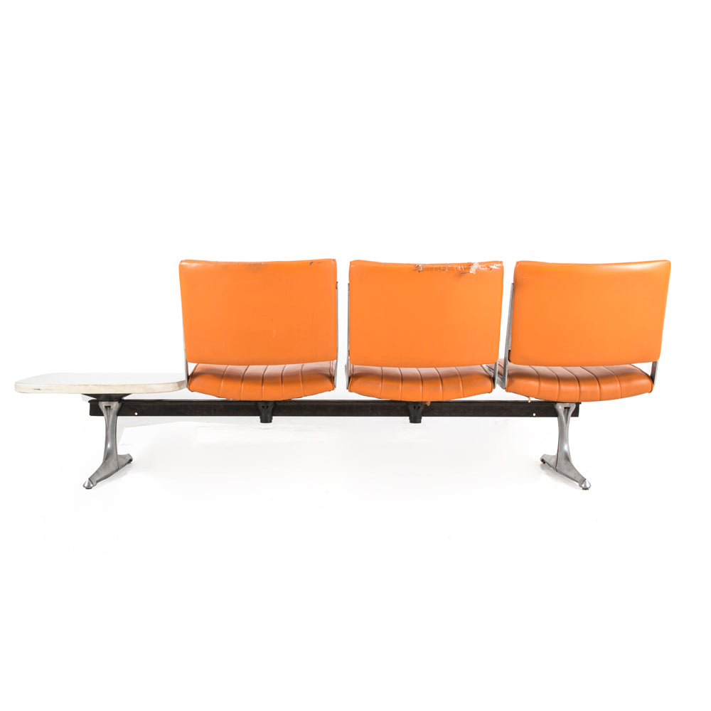 3 Seater Tandem - Orange