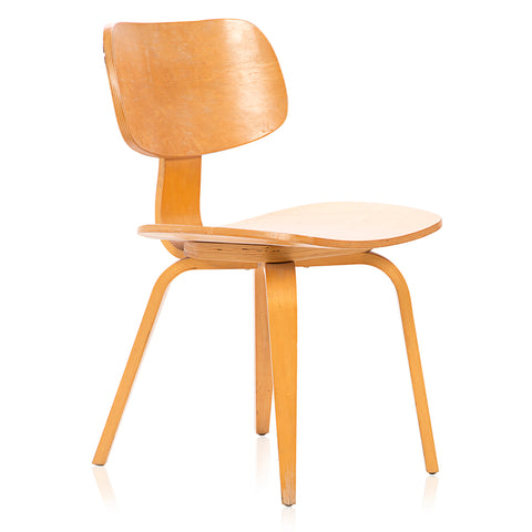 Eames Style Bentwood Dining Chair