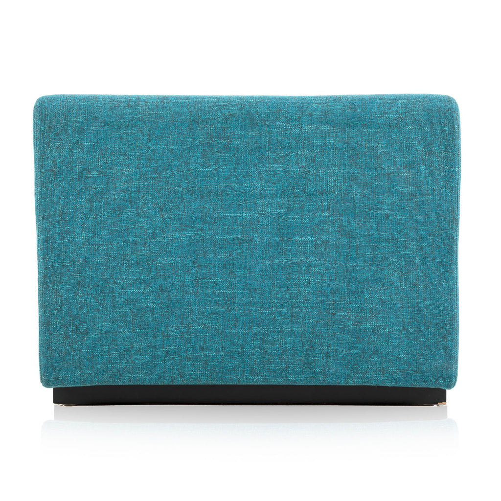 Blue Wedge Modular Sofa