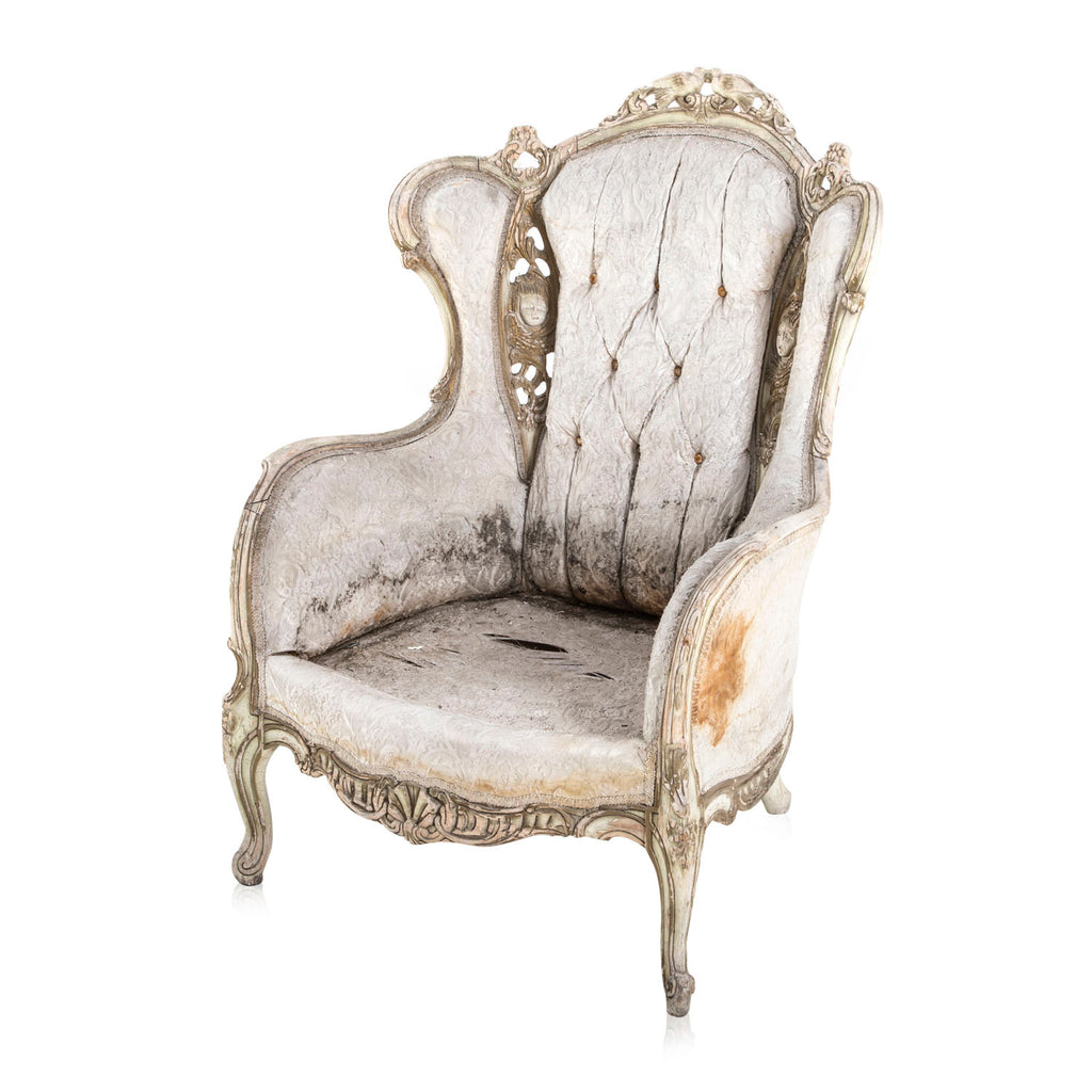 Rustic Baroque Chair